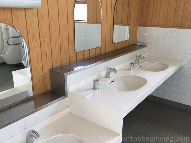 佐久市市民交流ひろばのトイレ