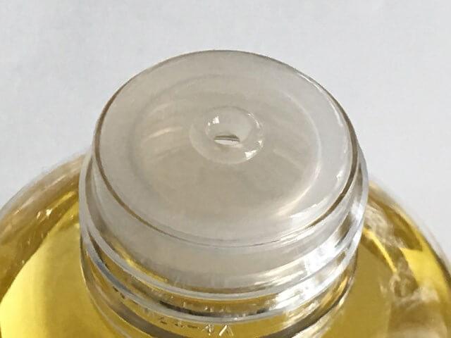 N.ポリッシュオイルのボトル内蓋